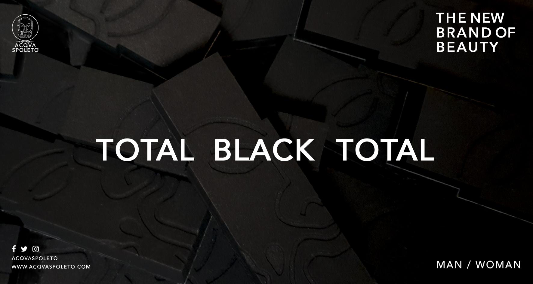Total Black Total